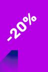 Лента -20%15